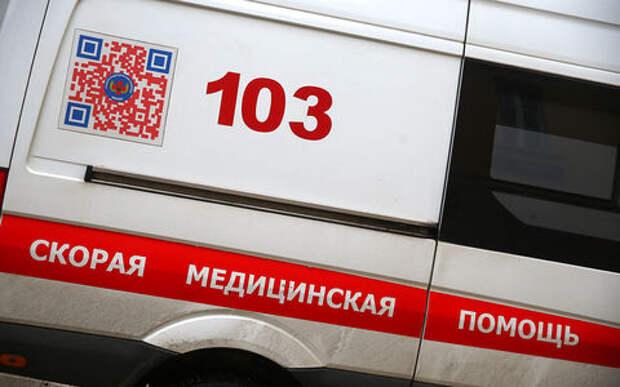 В ДТП рецидивиста с маршруткой пострадали пятеро