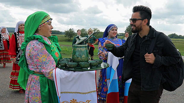 Башкирские индейцы и «эликсир молодости»