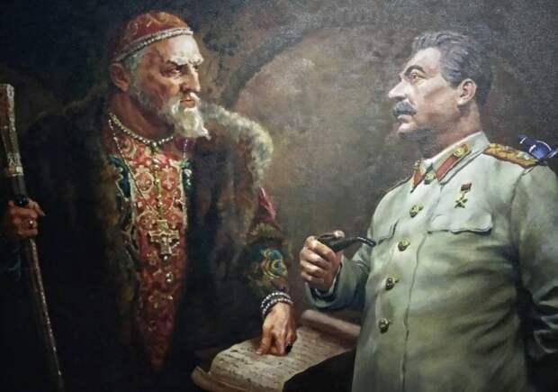 Сталин об Иване Грозном, судьба верного ленинца и высшее образование в 1918 году