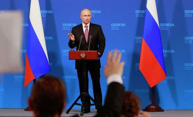 «Мудрый ход»: как Владимир Путин смог достучаться до сердец простых американцев