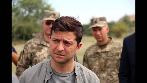 В чем заключается «план «Б» Зеленского по Донбассу
