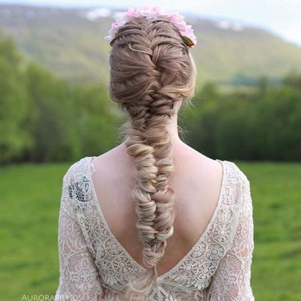 23.  косы, сестры