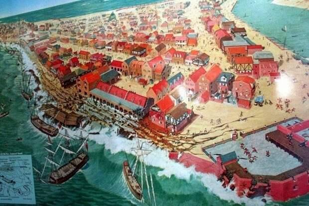Приватиры и корсары острова Ямайка
