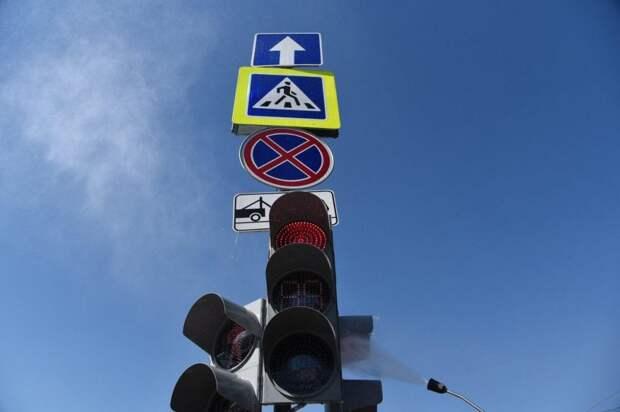 Собянин открыл две новые автомобильные дороги в ТиНАО. Фото: Агенство Москва