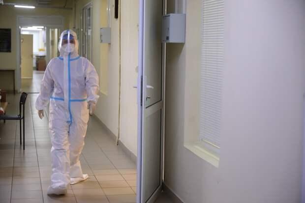27 жителей Нижегородской области скончались от коронавируса за последние сутки