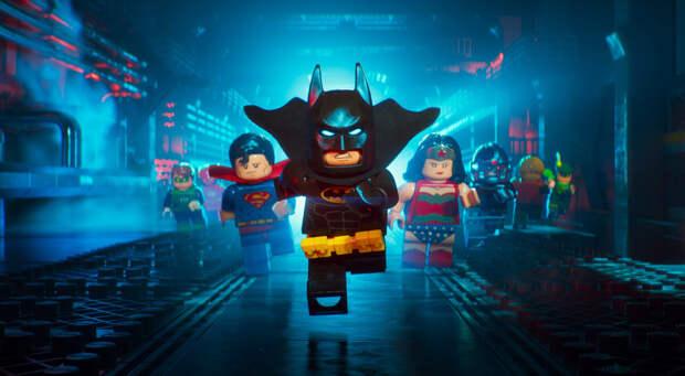 «Лего Фильм: Бэтмен» // Большой переполох в маленьком Готэме
