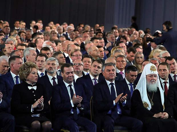 Российская элита: выход дороже входа