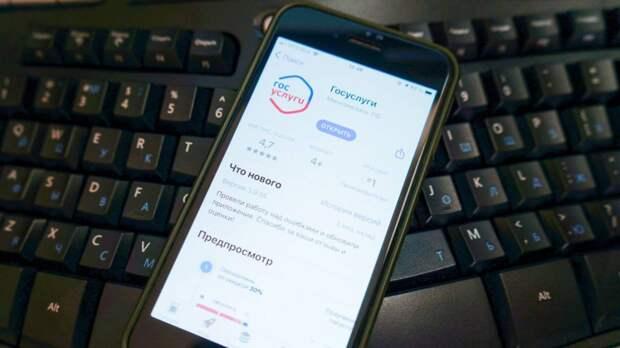 Чернышенко анонсировал появление трех новых сервисов на портале «Госуслуги»