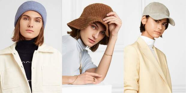 Выбираем головной убор, идеально подходящий под ваш тип лица