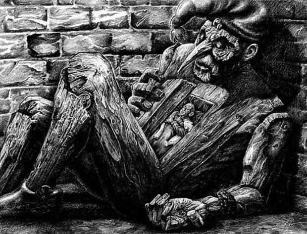 Художник-самоучка Сергей Юрьевич Рукавишников из Томска