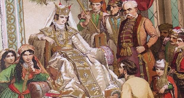 Царица Грузии Тамара