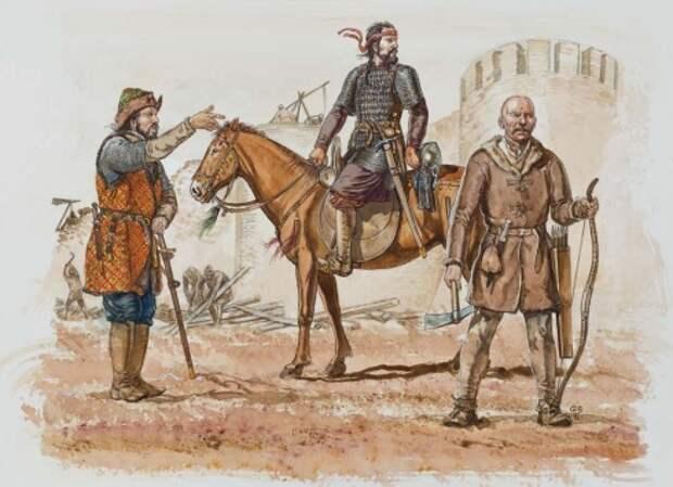 Булгары и их субъекты, 9-10 века