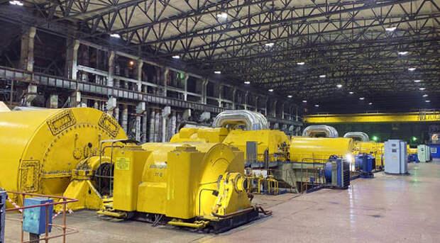На Томь-Усинскую ГРЭС из Новосибирска едет новый турбогенератор