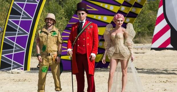 Асмус примерила необычный образ на съемках шоу: первые фото
