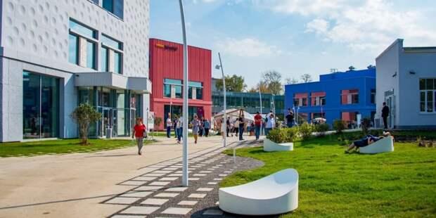 Сергунина: На ВДНХ появился центр обучения предпринимателей и их сотрудников