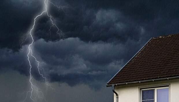 Дожди с грозами ожидаются в конце следующей недели в Московском регионе