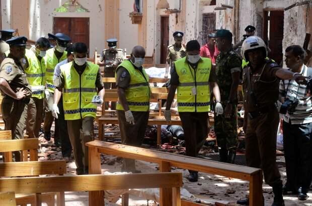 Взрывы в Шри-Ланке: будущие риски религиозного терроризма