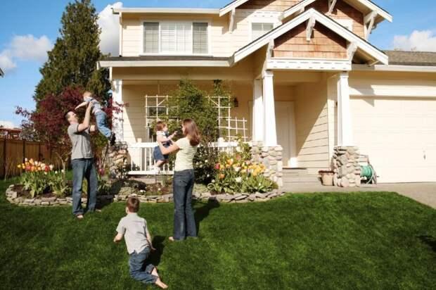 ВРоссии разрешили брать льготную ипотеку настроительство частного дома
