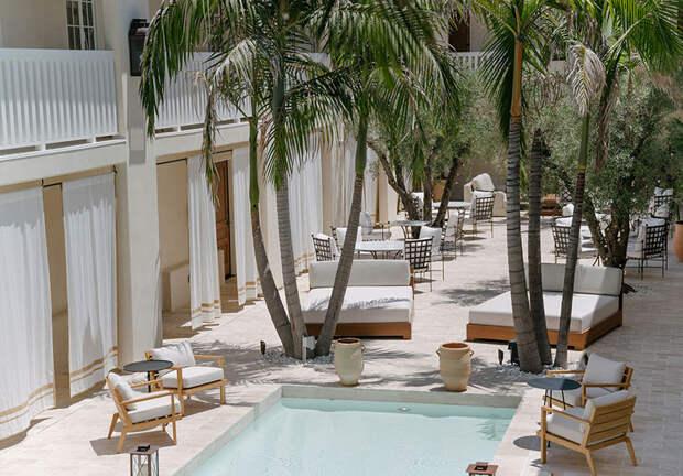 Отель Cara: островок спокойствия посреди бурного Лос-Анджелеса