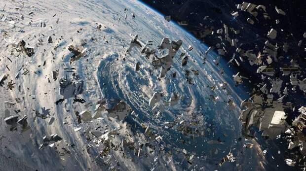 Проблема космического мусора начинает выходить из-под контроля