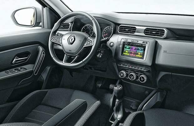 Новый Renault Duster: Первые впечатления.