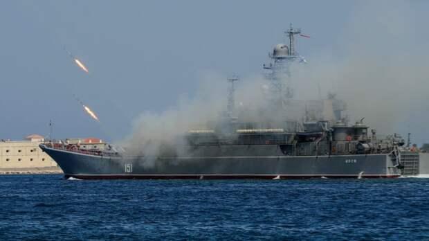 Поздравление Сергея Аксёнова с Днем Военно-Морского Флота России