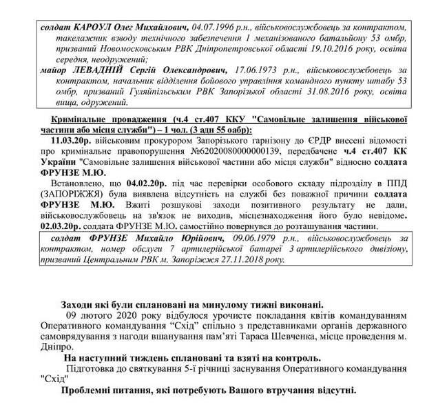 Хакеры опубликовали важные документы о реальном положении дел в ВСУ