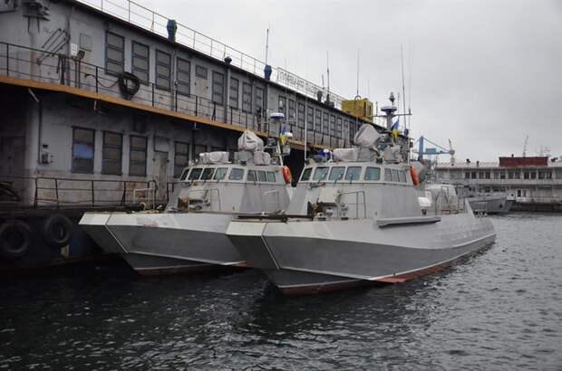 Британия внезапно отказалась оснащать украинские катера