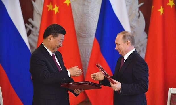 Россия и Китай могут создать единую систему предупреждения ракетного нападения