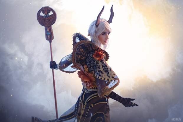 Косплей недели: Overwatch, Dragon Age, Pathfinder, TERA