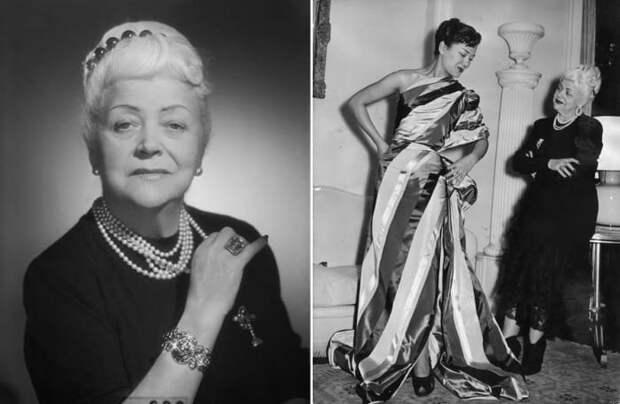 Как дочь сапожника Нина Риччи стала законодательницей мод в Париже: От ученицы швеи до основания бренда