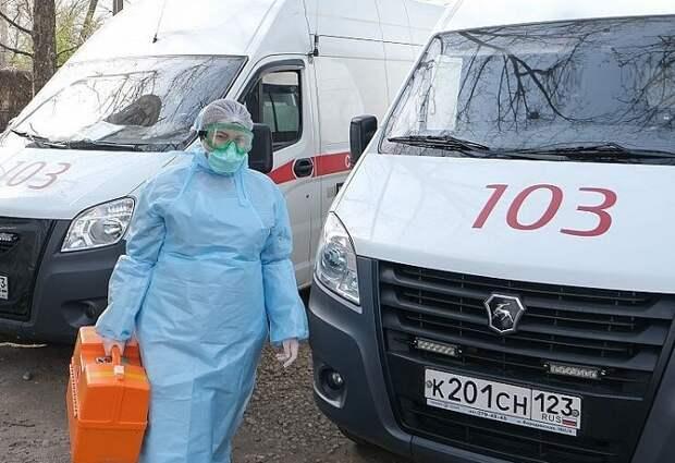 Число умерших ковид-пациентов на Кубани выросло до 87