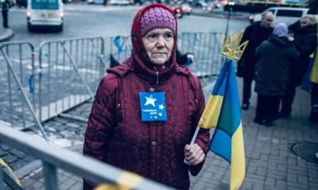 Тетя с Украины ещё в 1989 твердила, что если Украина отделится, то будет жить намного лучше . А теперь винит РФ