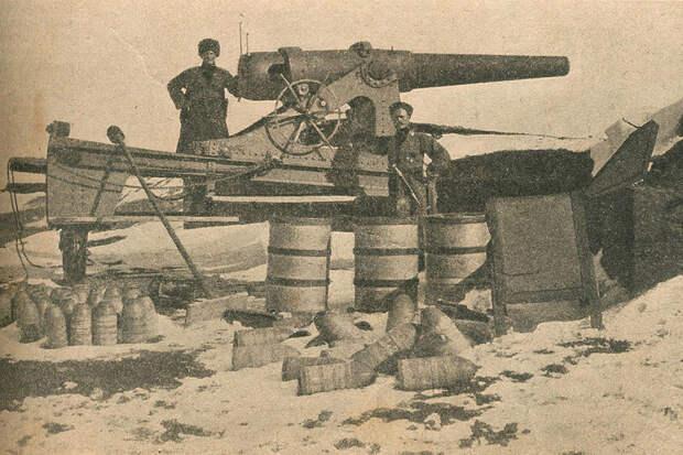 Сквозь снег: Кавказская армия взяла турецкий Эрзерум 105 лет назад