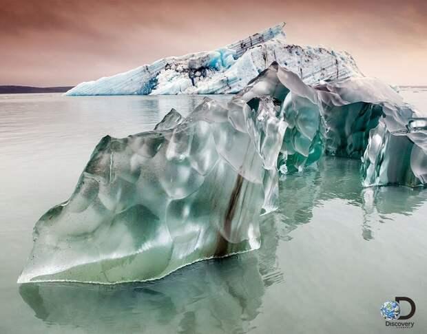 Лагуна айсбергов Йёкюльсаурлоун