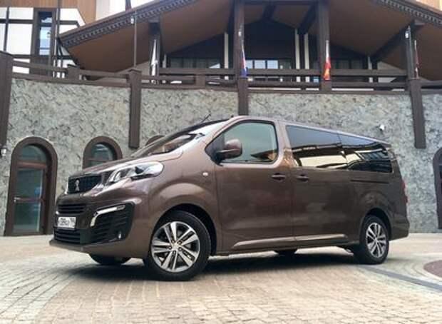 Peugeot Traveller VIP Business: сообразим на семерых?