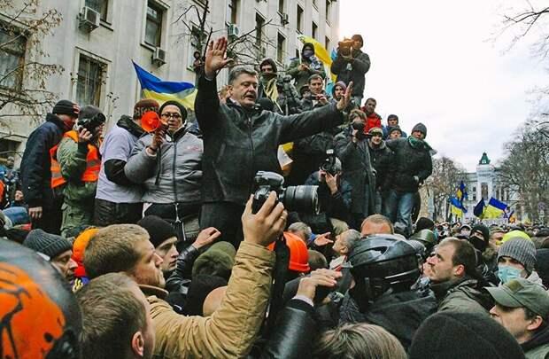 Жвания рассказал, как он вместе с Порошенко и Турчиновым готовили Евромайдан в 2014 году