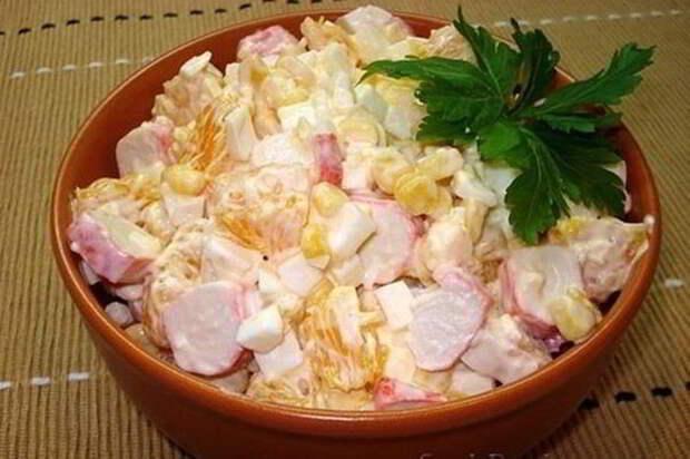 Королевский рецепт изумительно вкусного салата!