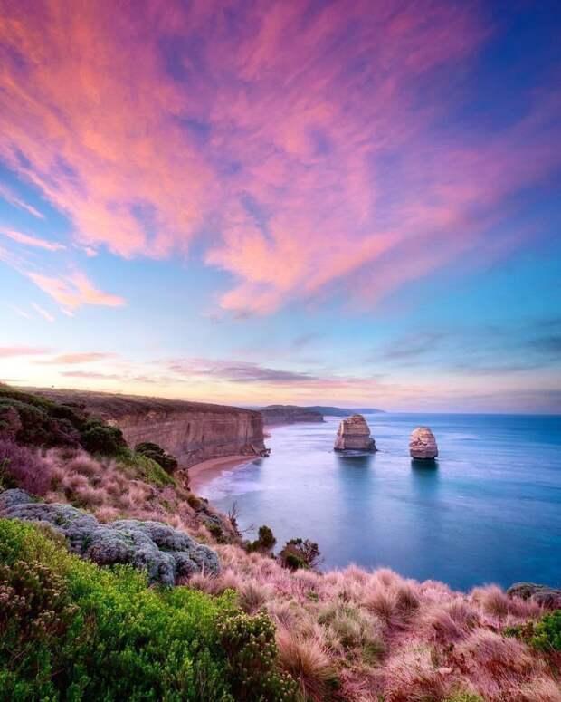 Австралия красота, мир, природа, путешествия