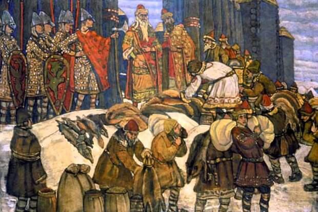 Как в России развивался сырьевой экспорт