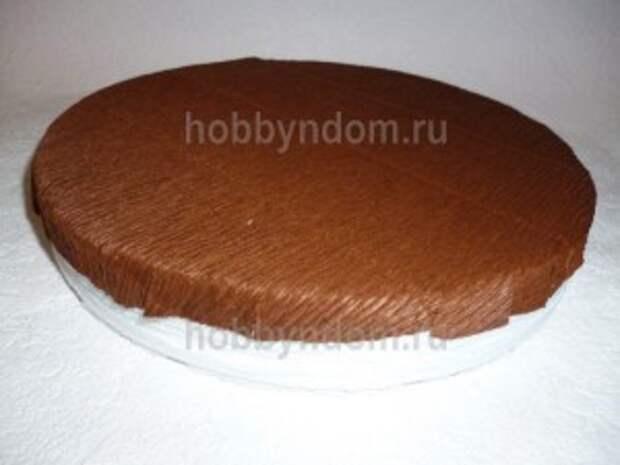 рог изобилия из конфет (26)