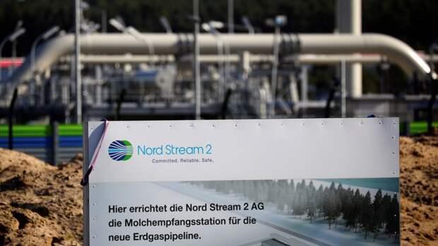Sveriges Radio: из-за американских угроз «Северный поток — 2» приходится строить втихаря