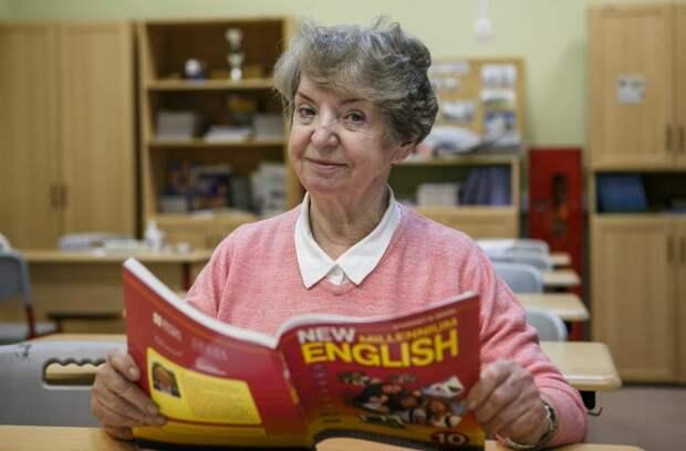 Для «долголетов» Алтуфьева проведут видеоурок английского языка
