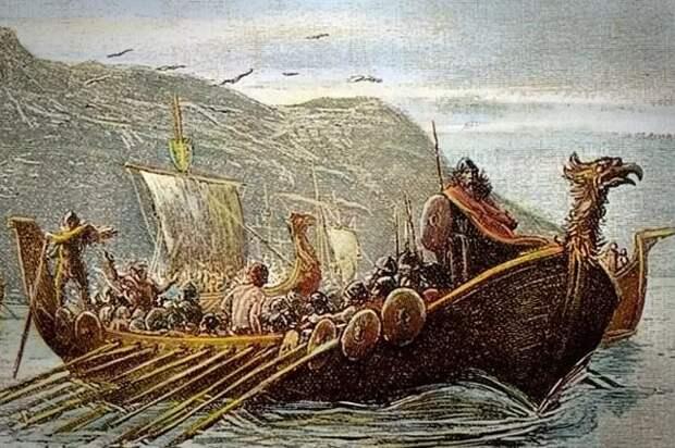 Ладога в памятниках древнескандинавской письменности