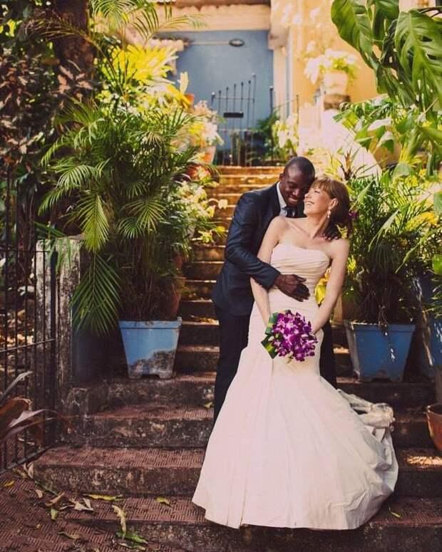 Россиянка, вышедшая замуж за африканца, честно и без прикрас рассказывает о жизни на Гоа и о Нигерии