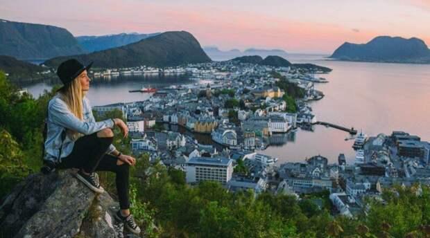 Пост, который взорвал Интернет: «С момента моего переезда в Норвегию прошел год…