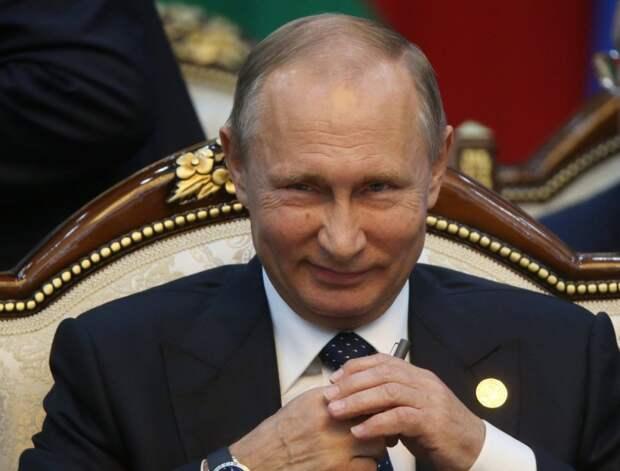 Почему хитрый Путин никогда не пошлет росгвардию в Беларусь. Объясняю