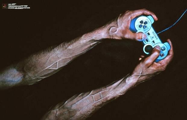Другая реальность PlayStation