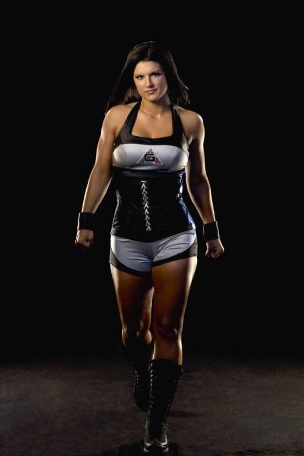 Джина Карано: изтолстухи ижертвы буллинга вбойцы ММА извезды Голливуда