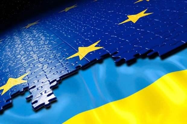 Украина «исключила» из Евросоюза три страны